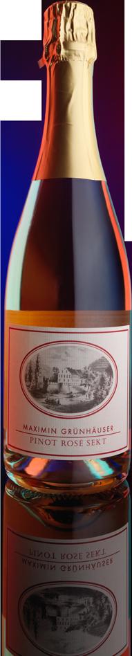 Maximin-Gruenhaus-Pinot-Rose-Sekt